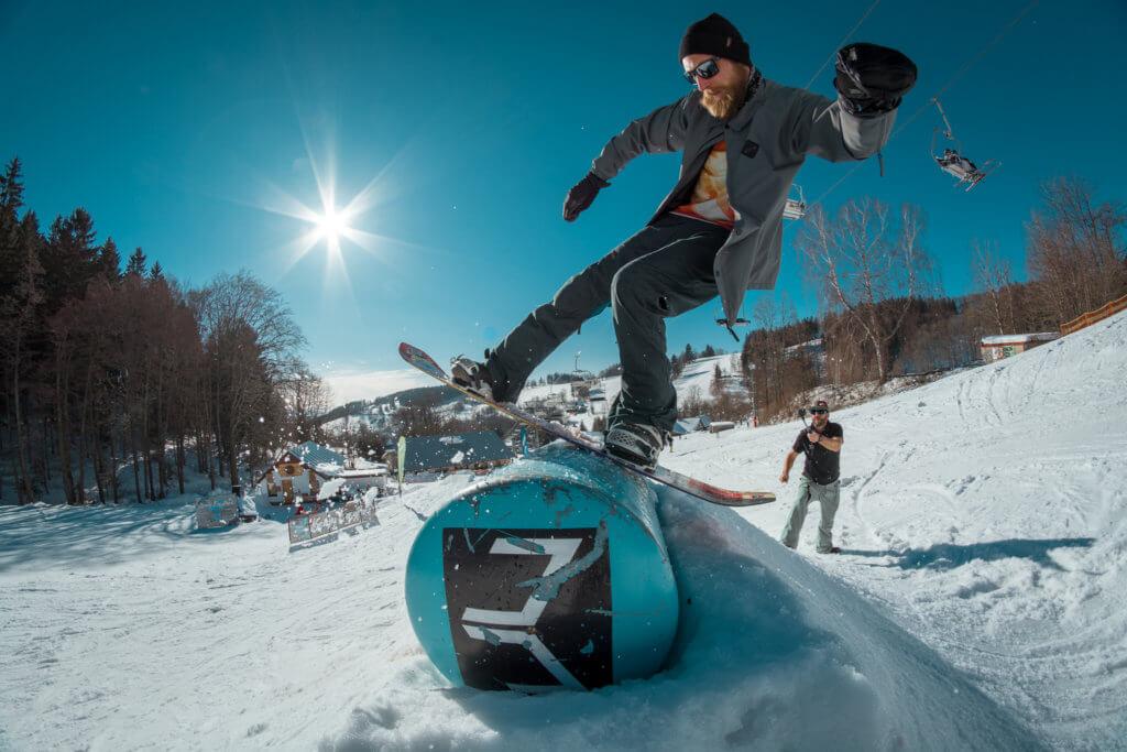 snowpark Benecko